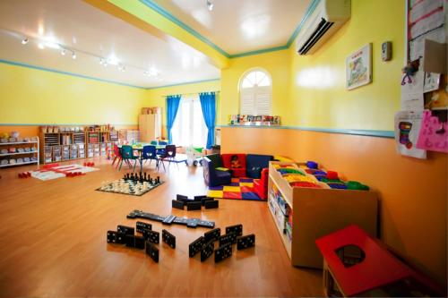 The kid's club at Turtle Beach by Elegant Hotels - All Inclusive