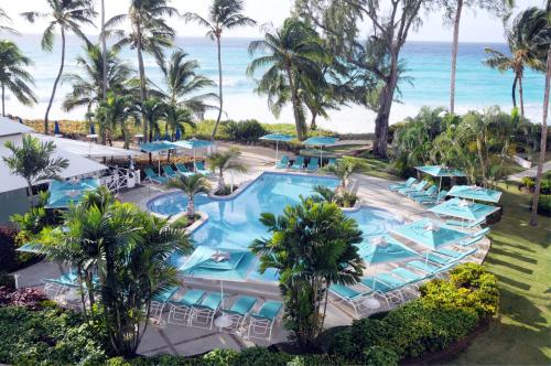 A view of the pool at Turtle Beach by Elegant Hotels - All Inclusive or nearby