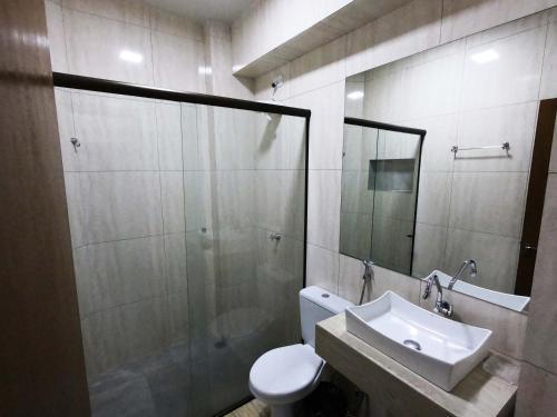 Un baño de Hotel Paradizzo