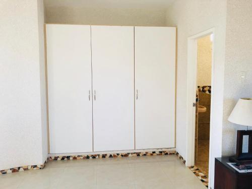 Ein Badezimmer in der Unterkunft Eco Hotel Katarma