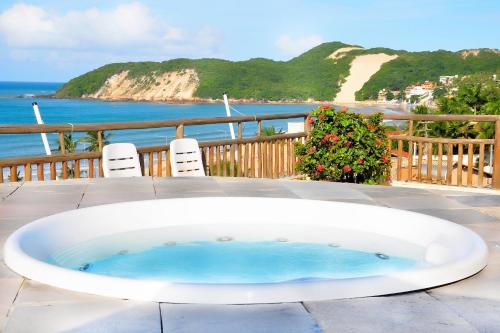 The swimming pool at or near Bello Mare Conforto