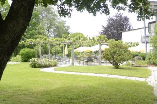 Сад в JUFA Hotel Wangen im Allgäu