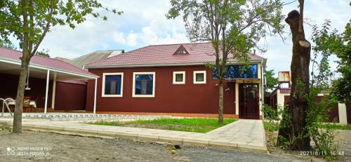 O edifício em que a villa se localiza
