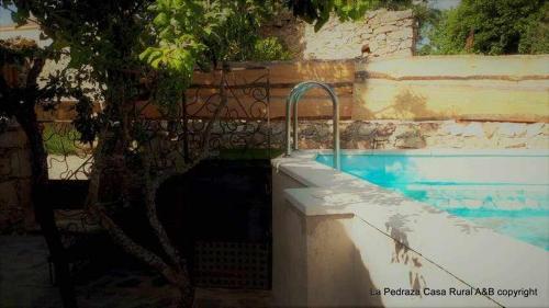 The swimming pool at or near La Pedraza B