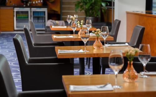 Ресторан / где поесть в Crowne Plaza St.Petersburg Airport, an IHG Hotel