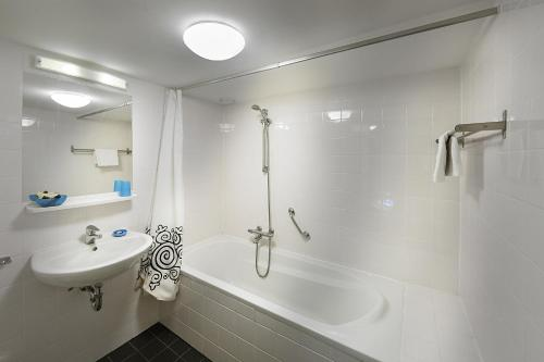 Un baño de Hotel de Gaaper