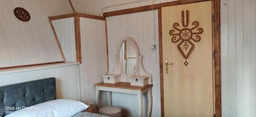 Łazienka w obiekcie Willa Karpatia Ski&SPA