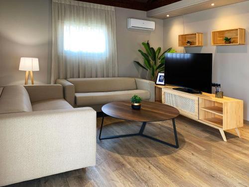 Zona de estar de La Marina Resort