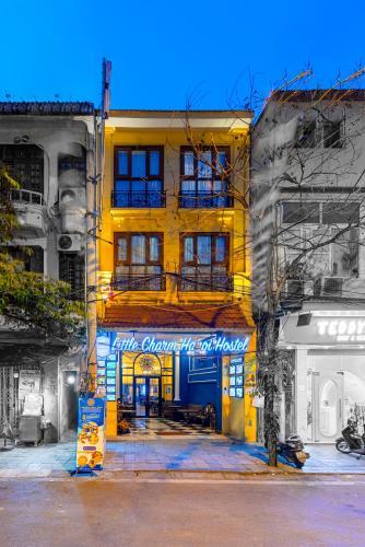 Little Charm Hanoi Hostel - Homestay