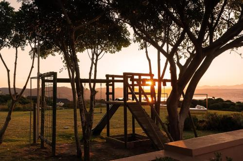 Children's play area at Pezula Nature Hotel & Spa