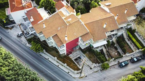 A bird's-eye view of MPOZA APPARTMENTS
