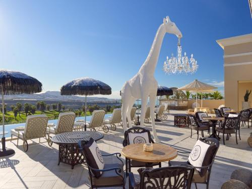 Restaurant ou autre lieu de restauration dans l'établissement Royal River & Spa, Luxury Hotel