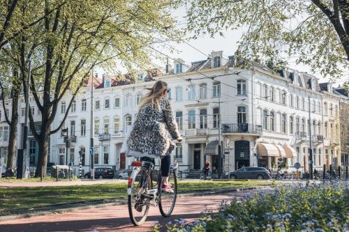 Fietsen bij of in de buurt van citizenM Amsterdam South