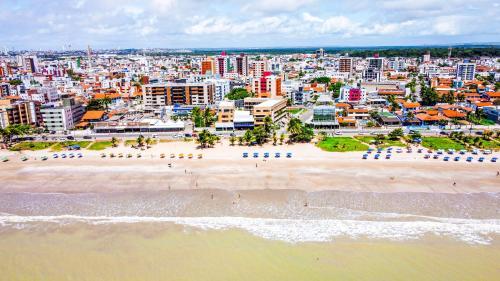 A bird's-eye view of Bessa Beach Hotel