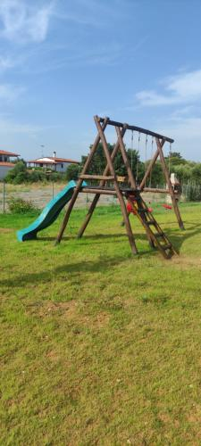 Children's play area at Varkes Suites 2
