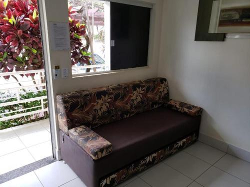 Uma área de estar em Reserve Caldas Lacqua 3
