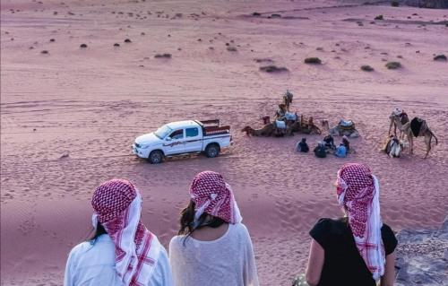Mohammed Zawaydeh Camp