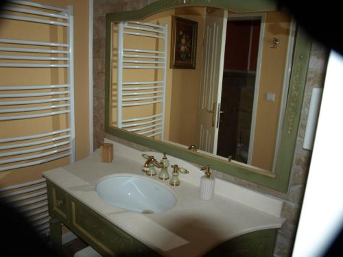 Ванная комната в Villa-Angelina