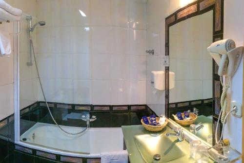 Un baño de Reino de Granada