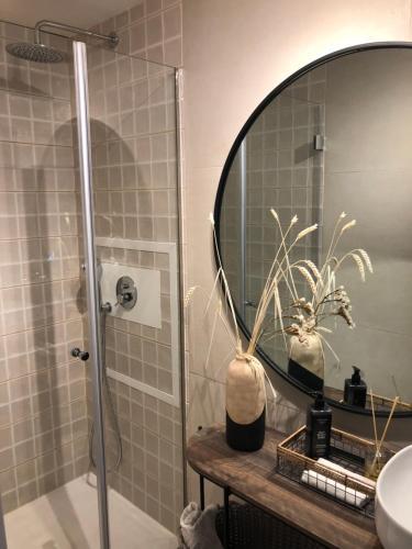 A bathroom at Autor Guesthouse