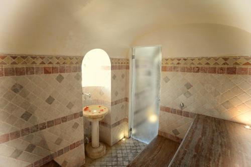 Bagno di Hotel Caesar Augustus