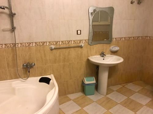 Um banheiro em Sereena Villas