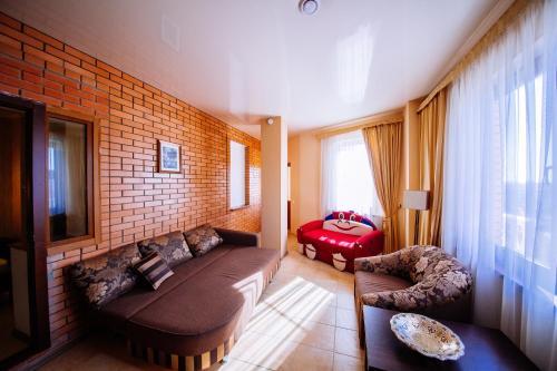 Гостиная зона в Villa Lubomir