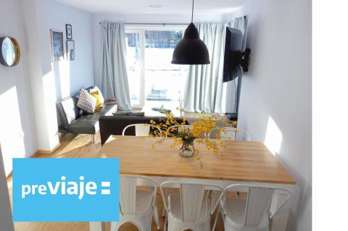 Modern apartment with incredible mountain views - Inscriptos Previaje