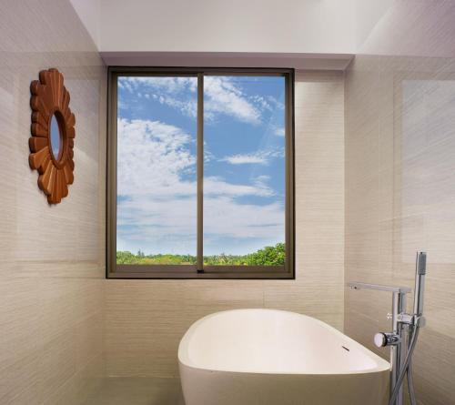 A bathroom at Merusaka Nusa Dua