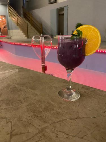 Bebidas em Dist Inn Aparthotel