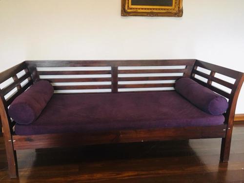 A seating area at Ayana Holiday Resort