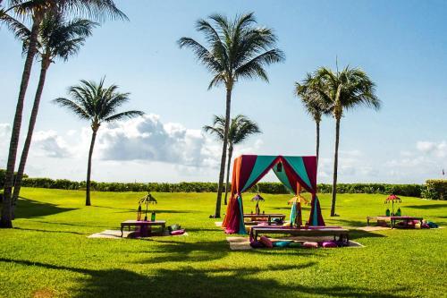 De kinderspeelruimte van Dreams Jade Resort & Spa - All Inclusive