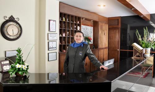 Personal de Hotel Boyaca Plaza