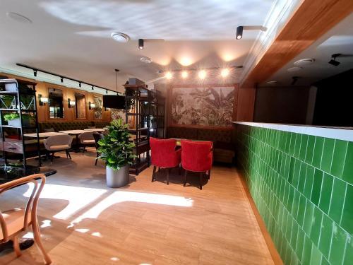 Ресторан / где поесть в Art Hotel