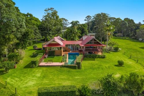 A bird's-eye view of A PERFECT STAY - Toad Hall