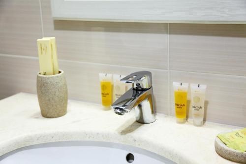 Ванная комната в Отель Центр