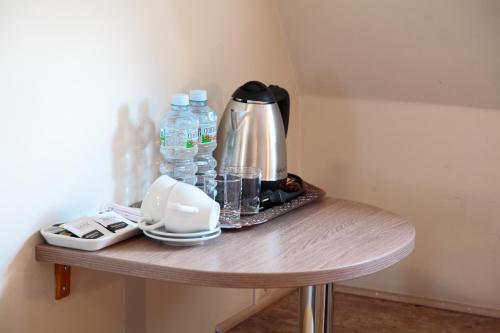 Принадлежности для чая и кофе в Отель Центр