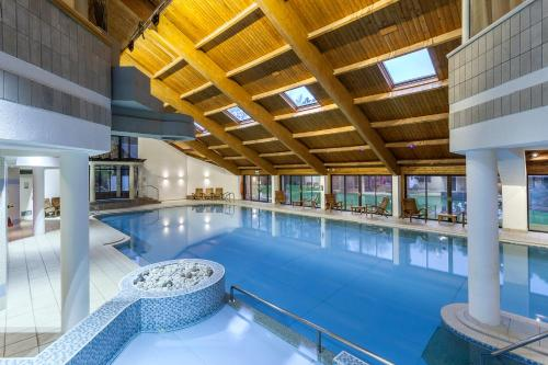 The swimming pool at or close to Langdale Hotel & Spa