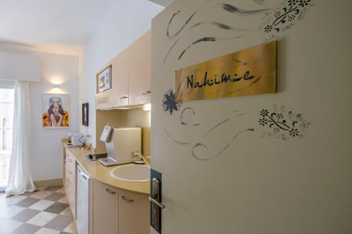 Una cocina o zona de cocina en La Casa de la Favorita