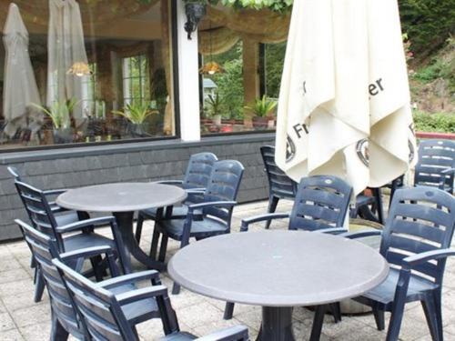Een restaurant of ander eetgelegenheid bij Hotel Winneburg