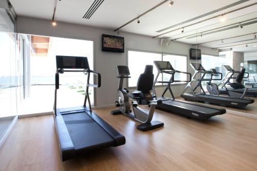 Gimnasio o instalaciones de fitness de Ibiza Corso Hotel & Spa