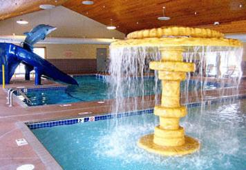 The swimming pool at or near TownePlace Suites Rochester