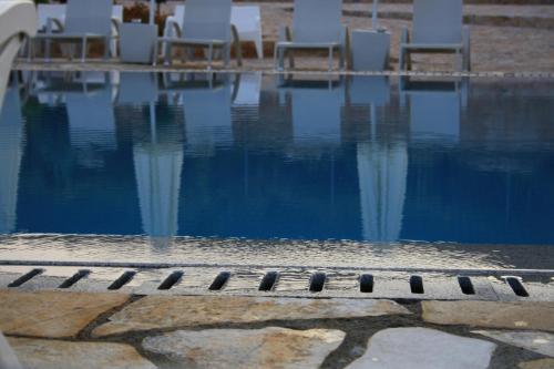 Πισίνα στο ή κοντά στο Πλειάδες
