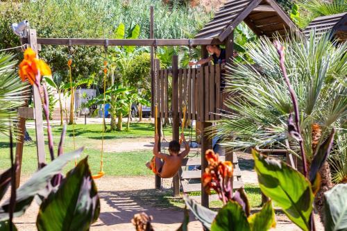 Area giochi per bambini di Villaggio Il Gabbiano