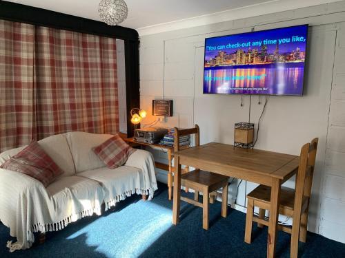 TV/Unterhaltungsangebot in der Unterkunft Church View B&B & Holiday Cottages