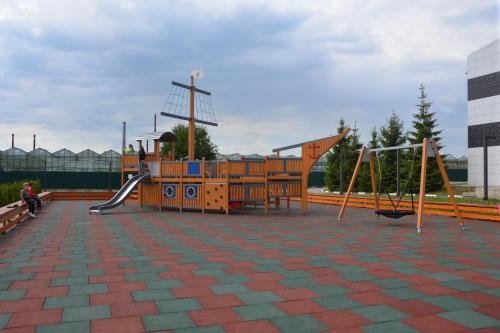 Детская игровая зона в Отель Форест