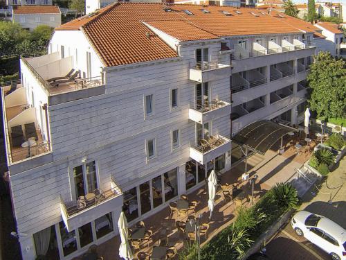 Hotel Ivka a vista de pájaro