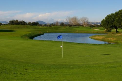 Instalaciones para jugar al golf en el resort o alrededores