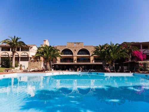 The swimming pool at or near Hotel Costa dei Fiori