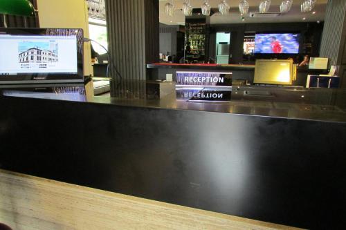 Lobby/Rezeption in der Unterkunft The Southbridge Hotel (SG Clean)